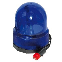 PTC Discolight 24 V blau mit Magnet
