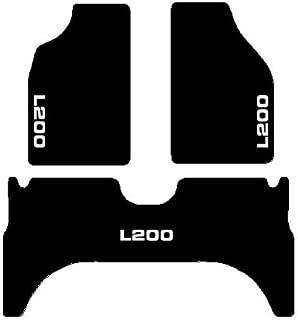 Tappetini in gomma su misura per Mitsubishi ASX 2010-2018 set completo