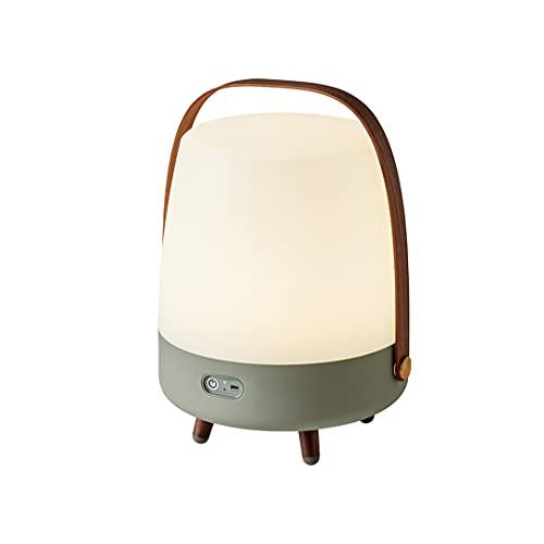 Kooduu Lite-up Play - Enceinte Bluetooth & Lampe Portable sans-Fil - Lampe de Chevet Relaxante,...