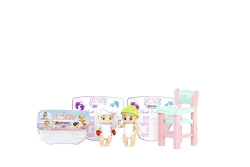 Zapf Creation 930175 Baby Secrets hoge stoel set