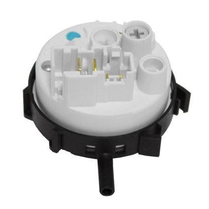 DREHFLEX - Druckdose/Niveauschalter/Drucksensor passend für Bauknecht/Whirlpool 481227128554 und Bosch/Siemens 00627655