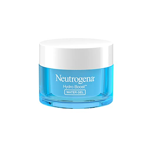 Neutrogena Hydro Boost Hyaluronic Acid Hydrating Water Gel Daily Face Moisturizer For All Skin Types, 50g