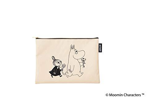 MOOMIN 2WAY BIG BAG BOOK BLACK 商品画像