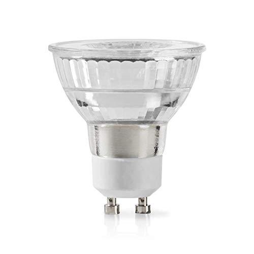 TronicXL 10 Stück LED Lampe GU10 Fassung Par 16 2,3 W 140 lm Gehäuse aus Glas Warmweiss