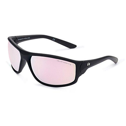 CLANDESTINE Curve Matte Black Rose - Gafas de sol Polarizadas Hombre & Mujer
