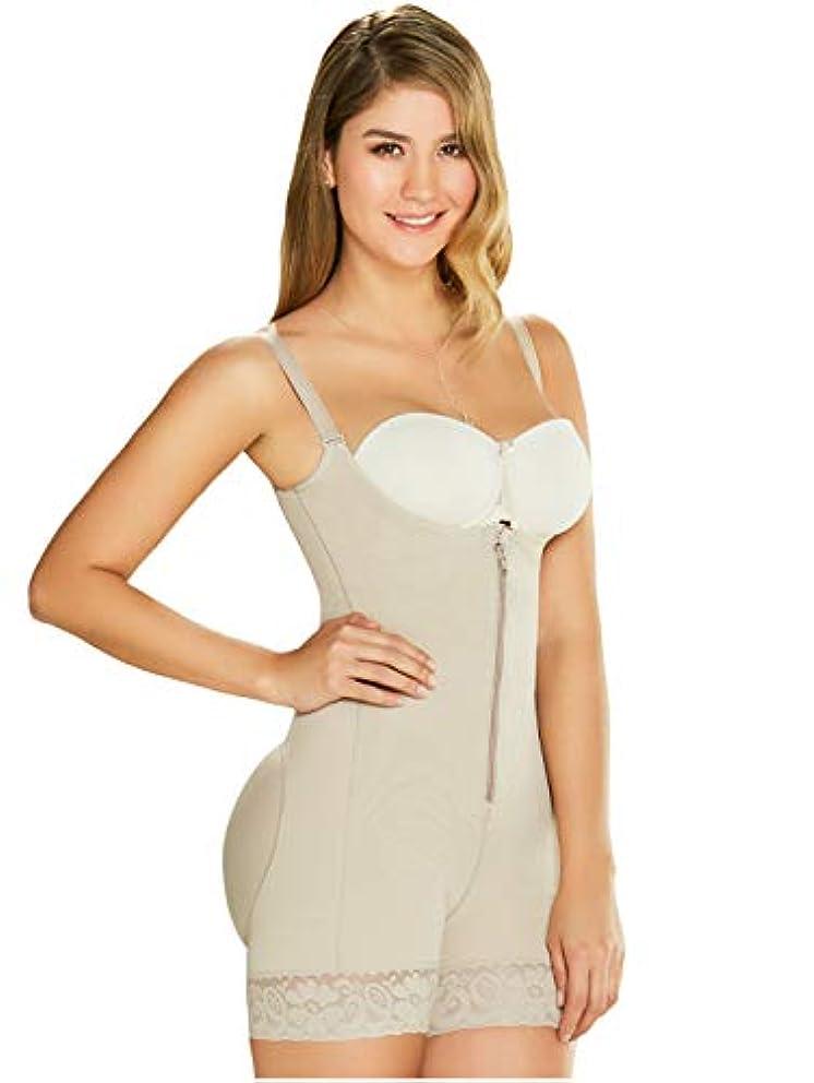 DIANE & GEORDI 2396 Mid Thigh Powernet Shapewear for Women