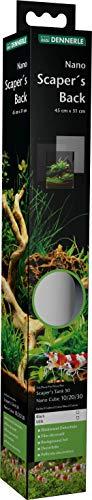Dennerle Scaper's Back Milk - Rückwand Dekorfolie für Nano Aquarien