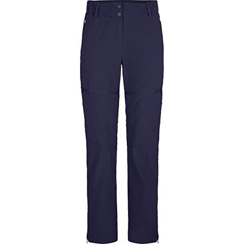 Salewa TALVENA 2 DST W 2/1 Pantalon Femme, Premium Navy, FR : XL (Taille Fabricant : 48/42)