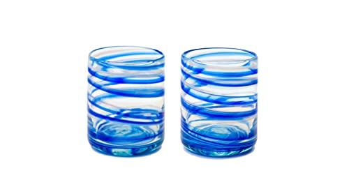 Vasos Cristal Grandes Originales vasos cristal  Marca ANTONI BARCELONA