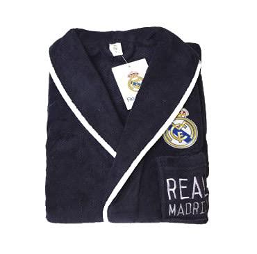 10XDIEZ Bata Real Madrid 307m Azul Marino | (XXL (Super Super Grande) - Azul)