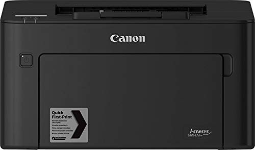Canon i-SENSYS LBP162dw - Impresora láser WiFi (1200 x 1200 dpi, A4, 250 Hojas, 28 ppm, Impresión dúplex)