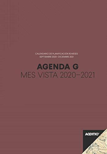 Additio Agenda G 2020-2021 mes vista para el profesorado - P182