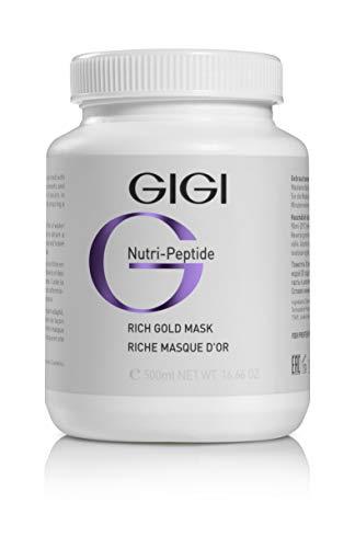 GIGI Nutri Peptide Rich Gold Mask 500ml 17fl. oz