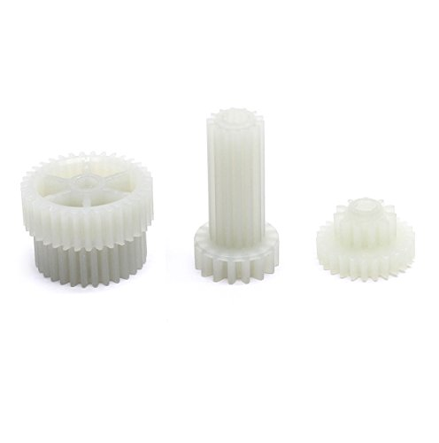 RC Vehicle Transmission Gears