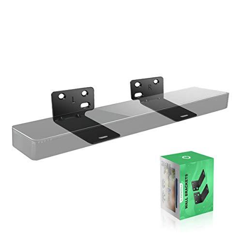 LANMU - Soporte para barra de sonido, soporte de pared para altavoz...