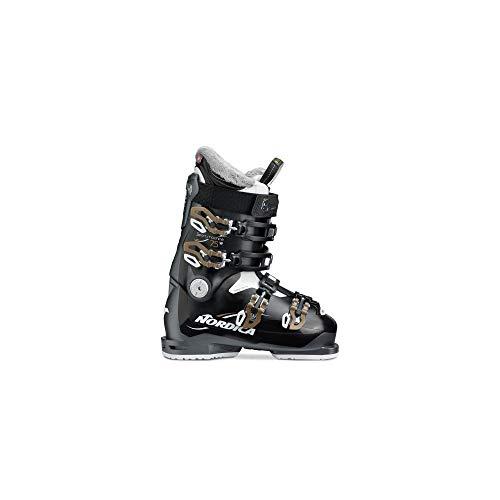 Nordica Sportmachine, skischoen, 75 W, zwart/brons