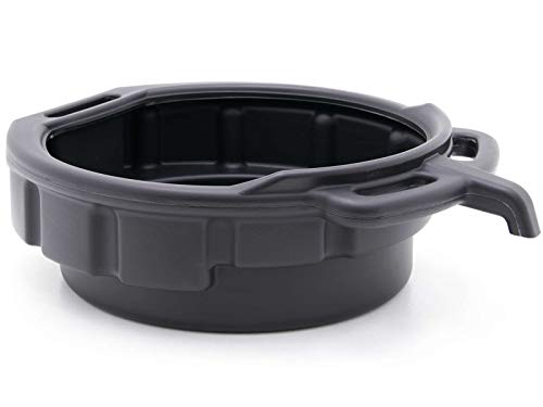 slidefix Ölwanne Ölbehälter Ölwechselbehälter Ölauffangwanne Ölauffangbehälter 15L (schwarz)