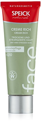 Speick Natural Face Intensivpflege Creme Rich, 50 ml