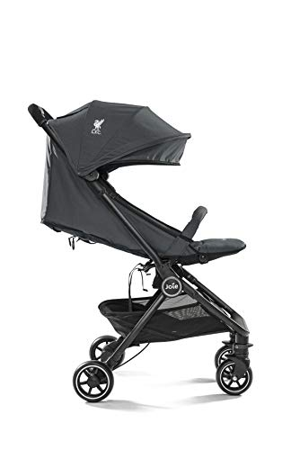 Joie Pact Flex LFC Pushchair/Stroller, Black Liverbird Joie Suitable from birth with flat reclining seat Lightweight chassis, with easy and compact fold Pairs perfectly with Joie Gemm, i-Gemm, i-Snug and i-Level car seats 6