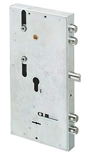 Cerradura con doble función para puerta blindada 133Y8 Assa Abloy - Apertura derecha