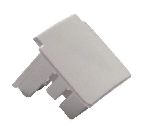 LAMP 4606400–Deckel Ende Schiene trifasico weiß
