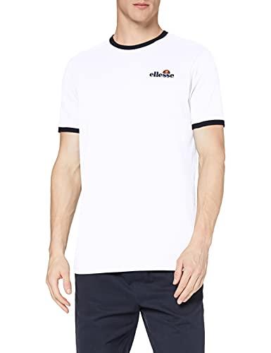 ellesse T-Shirt Meduno pour Homme XL Blanc