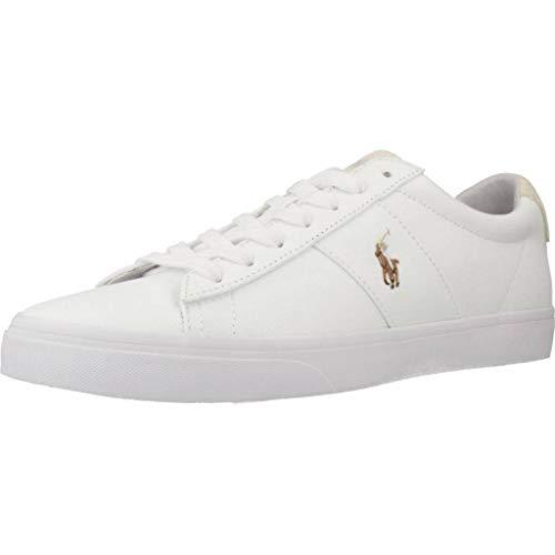 Ralph Lauren Sayer, Shoe per Uomo 41 Bianco