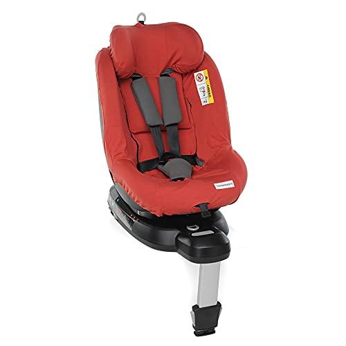 Foppapedretti Funda para silla de coche Logik I-size, rojo