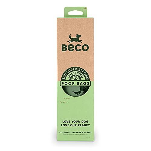 Beco Poop Bags Dispenser Roll - 300 unités