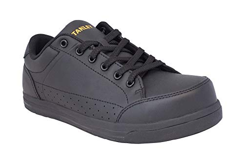 Stanley Men's Recoil Composite Toe Work Shoe, Black, Size 11.5