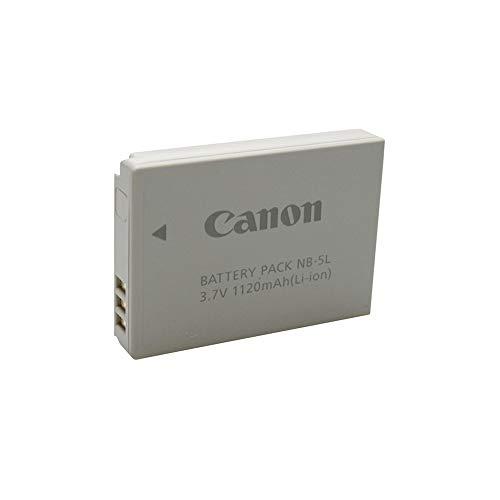 Bateria Recarregável para Câmeras Powershot Série S, SD e SX, Canon