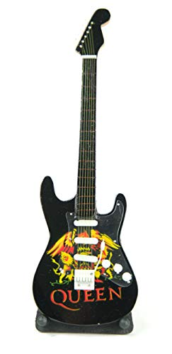 Miniatur Gitarre Deko Gitarre Guitar Fender 24 cm Sunburst #220