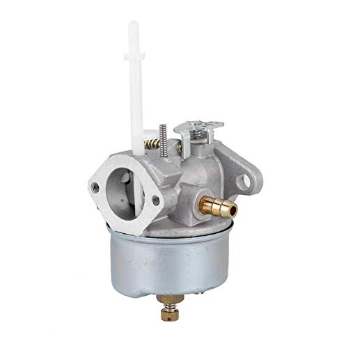 xiaoxioaguo Carburador Compatible para carburador Carb 632371a Tecumseh H70 y HSK70 Carburador de Autos de carburador automóviles Reemplazo de Piezas