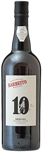 Vinhos Barbeito - Barbeito Sercial 10 años Madeira