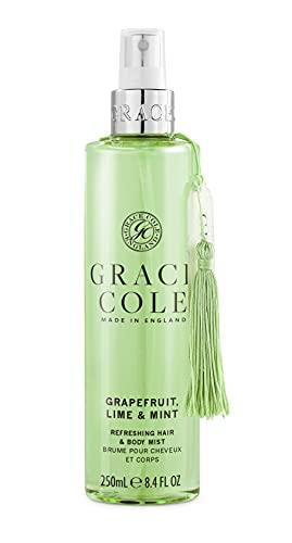 Grace Cole Grapefruit, Lime & Mint Body Mist 1 x 250ml