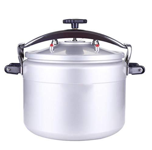 Commercial Explosion-proof Pressure Cooker, Aluminum Pressure Cooker, Household Multi-function Pressure Cooker, Large-capacity Hotel School Unit Canteen Restaurant Breakfast Restaurant Small Dinner Ta