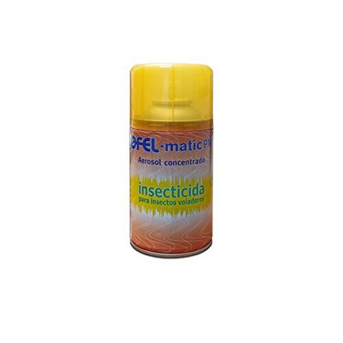 Jofel AKI2002 Insecticida Piretrina Natural, 0,25 L, lot de 4