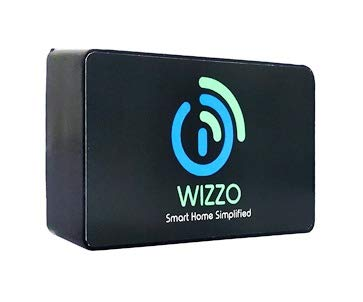 Sharp choice Wizzo 4S WiFi 4 Node Smart Device for Home Automation| Voice Control with Amazon Alexa | Retrofit | No Re-Wiring | Compatible with Android and iOS | Made in India