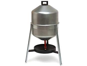 ELTECH Abreuvoir GALVA sur Pied 30 litres