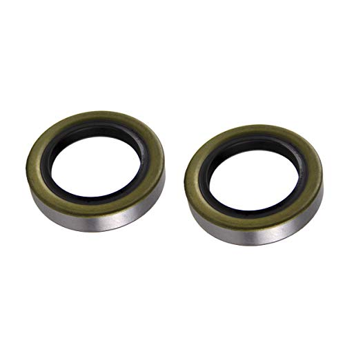 Lippert 333962 RV and Trailer Axle Grease Seal 5200LB - 8000LB 2.25' ID (2 pack)