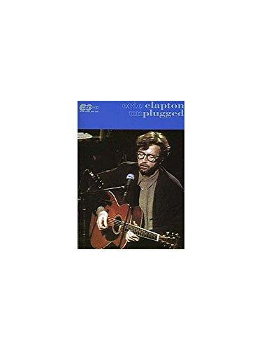 Eric Clapton: Unplugged E-Z Play Guitar. Partituras para Acorde de Guitarra(Pentagramas )