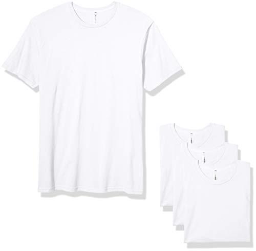 AquaGuard Men's Fine Jersey T-Shirt-3 Pack