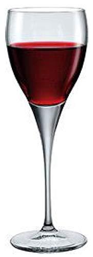 Bormioli Rocco CIF01258 Copas de vino altea, Vidrio, Multicolor