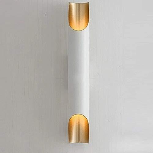 ZTH Línea de la Pared de la Pared Moderna Línea Luz de la Pared LED de la aleación de aleación de Aluminio Iluminación, Estilo: Blanco de un Solo Tubo