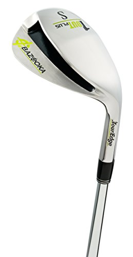 Tour Edge Men's Bazooka One Out Plus Wedge (Right Hand, Graphite, Regular, SW Iron)