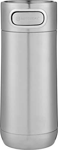 Contigo Unisex - Luxe drinkfles voor volwassenen, roestvrij staal, 360 ml