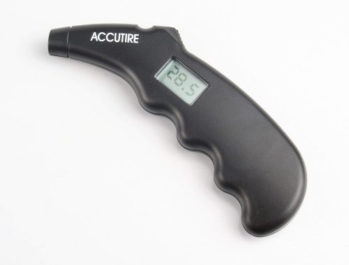 Accutire MS-4400B Pistol Grip Digital Tire Gauge