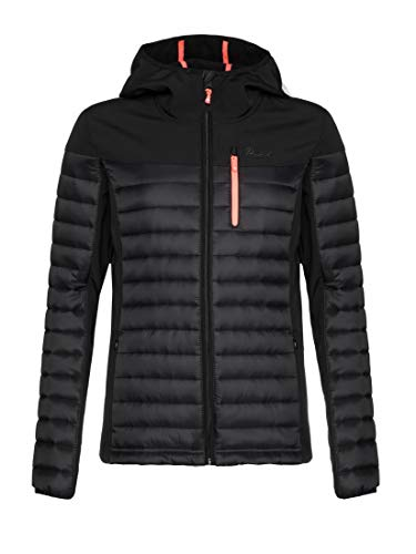 Protest Damen Outdoorjacke 10K wasserdichte und atmungsaktive Aaliyah True Black L/40