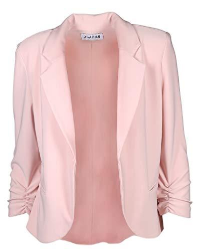 Joseph Ribkoff Damen Blazer Größe 38 EU Rot (rosa)