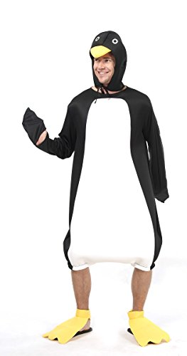 Déguisement Pingouin Adulte Taille Unique (42)
